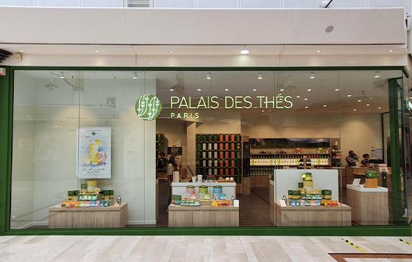 Palais Des Thés Store Le Pontet 84130
