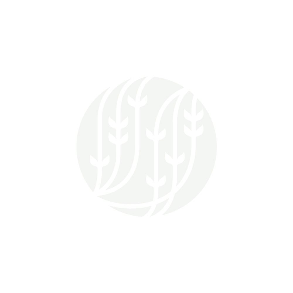 PASSE THÉ EN MÉTAL ARGENTÉ AVEC ÉGOUTTOIR W711C