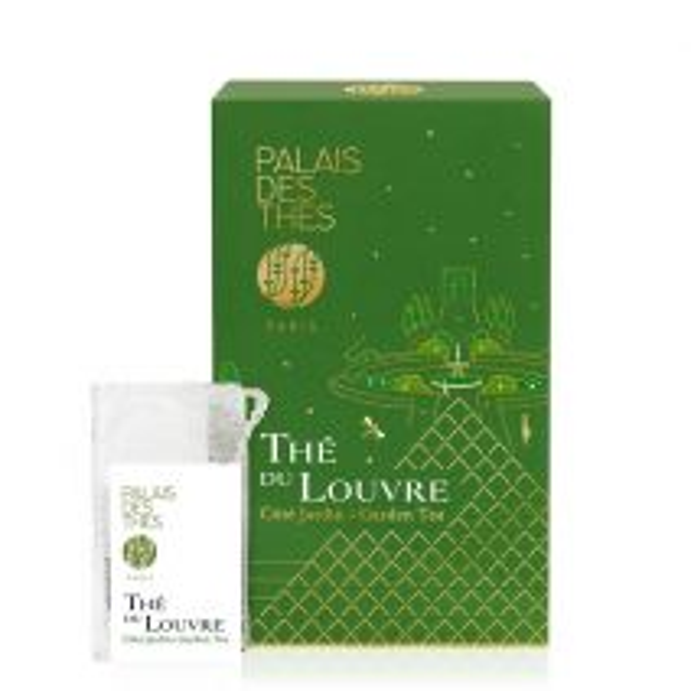 Thé du Louvre - Garden Tea