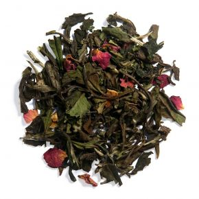 White Tea N°25 - Flavoured white tea, gourmet and spicy