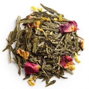 Théophile - Flavoured green tea - Fruity & floral