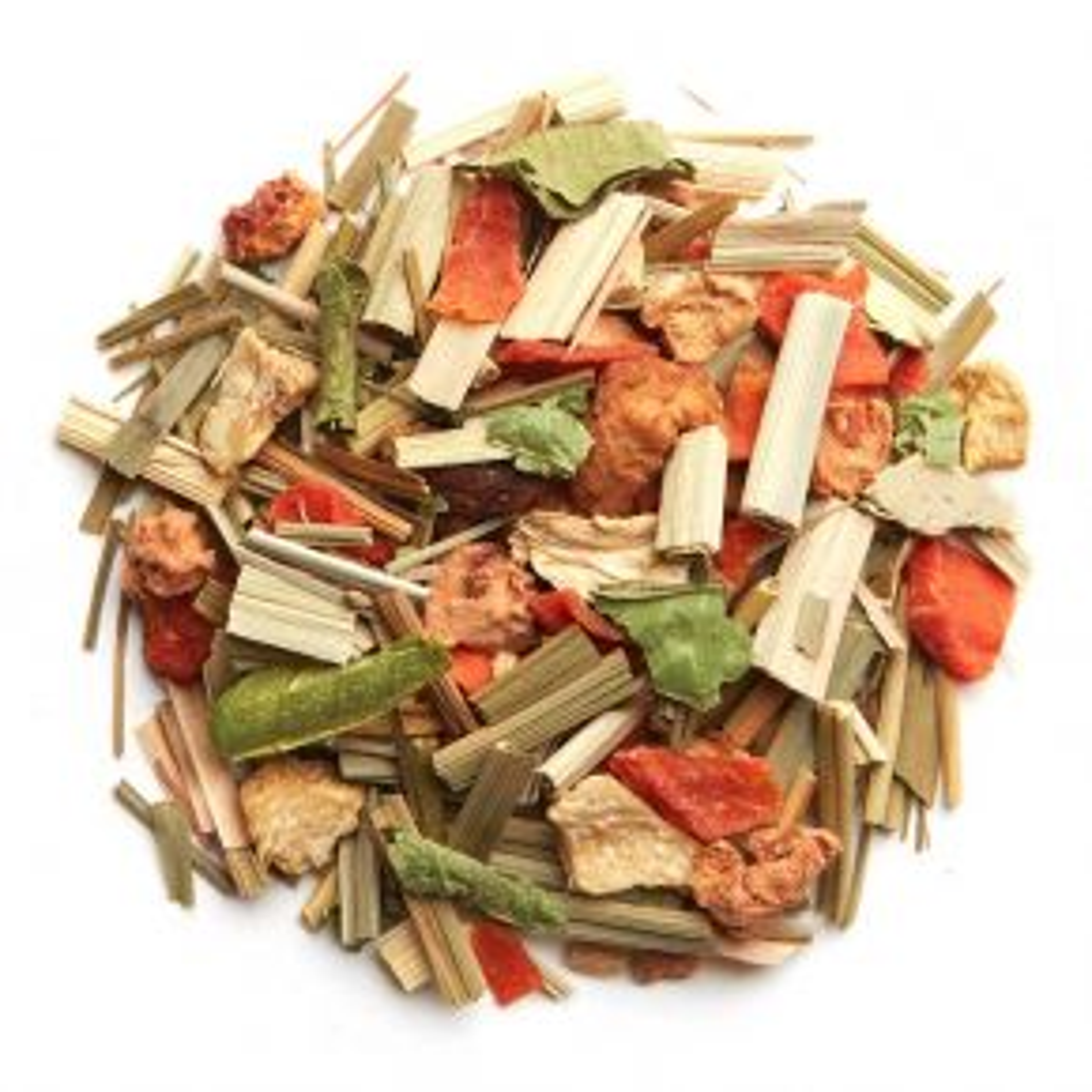 Organic Lemongrass, Ginger, Carrot - L'Herboriste n°95