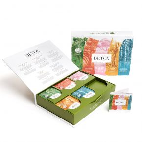 DETOX - 30 whole leaf tea bags box set