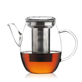 Glass Jug Teapot for Iced Teas & Infusions