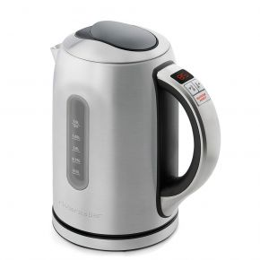 Stainless Steel Kettle with Variable Temperature Tessa