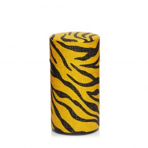 Washi Canister Japanese Tiger - Christmas Edition