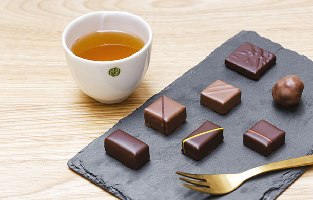 Tea & Chocolate Pairings