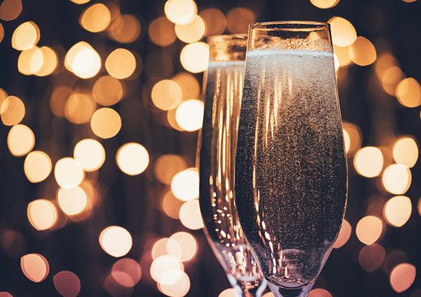 Champagne au Thé du Hammam