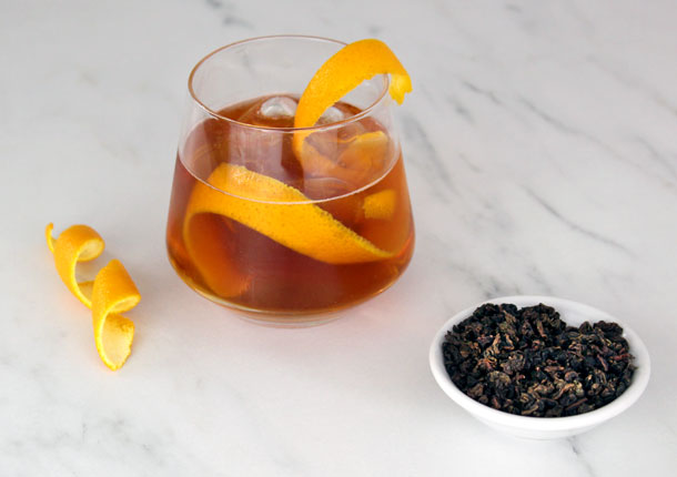 Oolong Old Fashioned