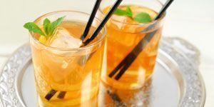 Vodka & Grand Marnier au Jardin Tropical