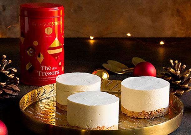 Cheesecake au Thé des Trésors