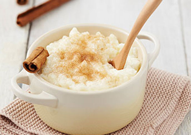 Rice pudding with Chaï Impérial