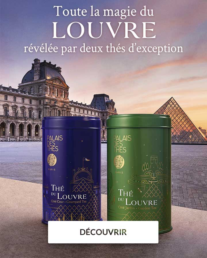 Campagne Thés du Louvre mobile