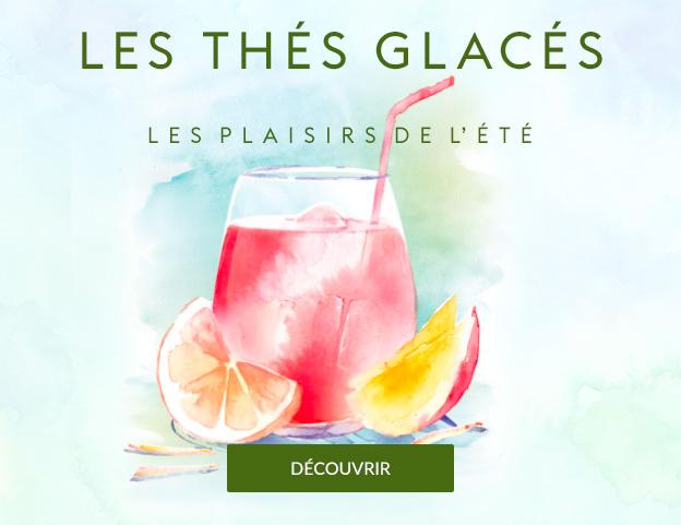 Thés Glacés