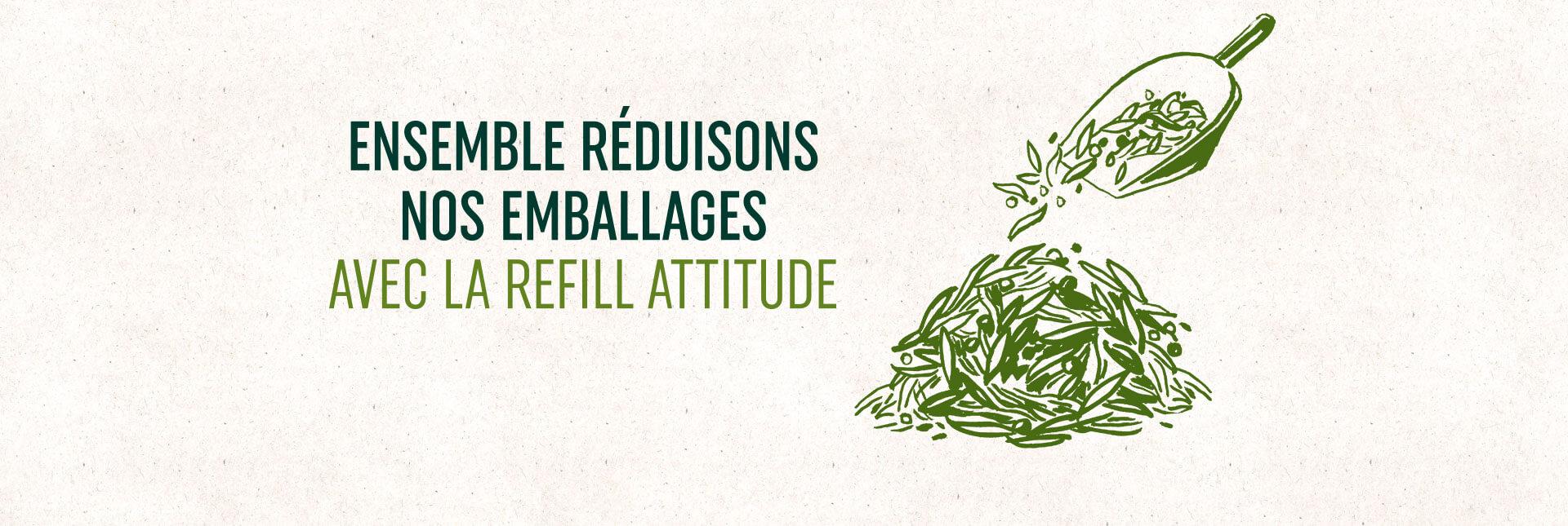 Refill Attitude