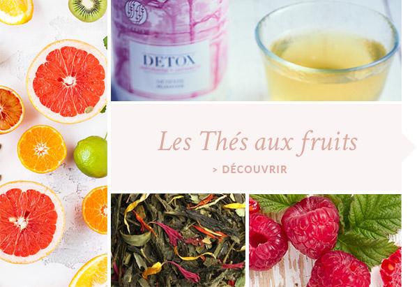 Thés aux fruits