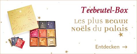 Teebox Les plus beaux Noëls du Palais
