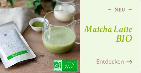 Matcha Latte BIO
