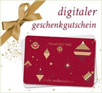 Digitaler Geschenkgutschein Von Palais des Thés