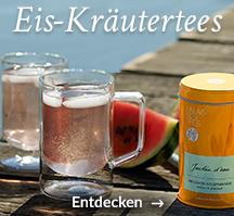 Eis-Kräutertee