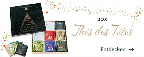 Box Thés des fêtes