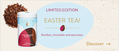 Vive Pâques ! Easter tea Rooibos