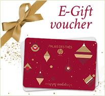 Palais des Thés e-Gift voucher