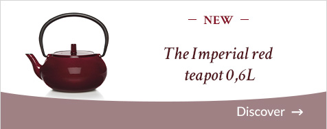IRON TEAPOTS 60CL