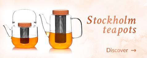 Stockholm teapots