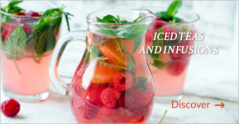 Iced Tea & Infusions