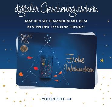 Digitale Geschenkgutscheine/