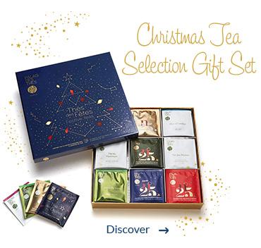 Christmas tea selection gift set