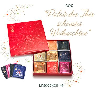 Palais des Thés' schönstes Weihnachten