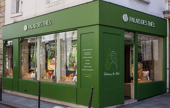 Palais Des Thés Store Paris 75003