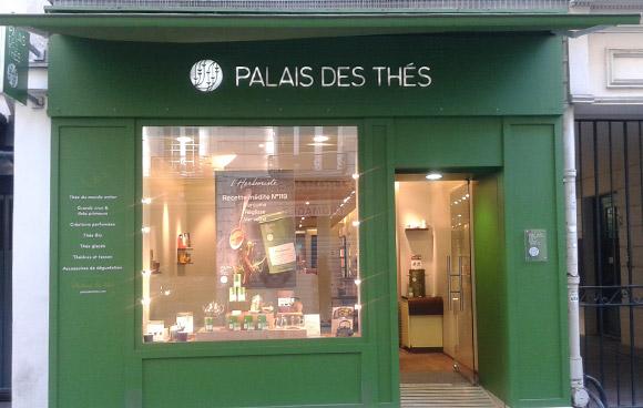 Palais Des Thés Store Paris 75017