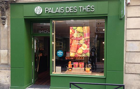 Palais Des Thés Store Paris 75016