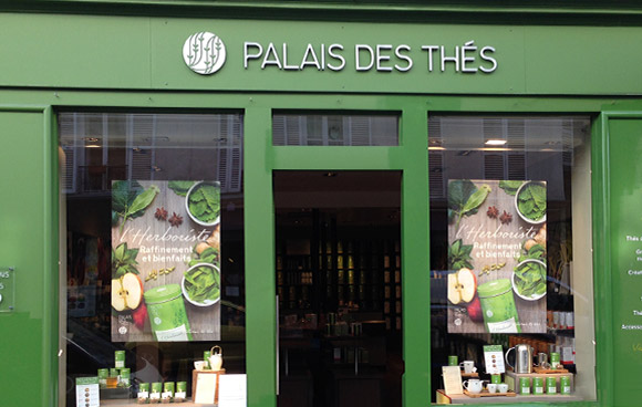 Palais Des Thés Store Paris 75006