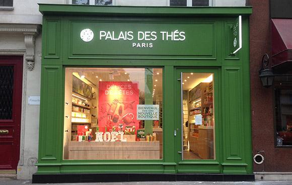 Palais Des Thés Store Paris 75008