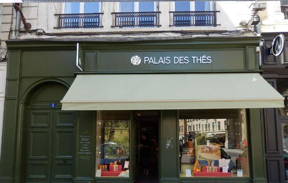 Palais Des Thés Store Lyon 69001