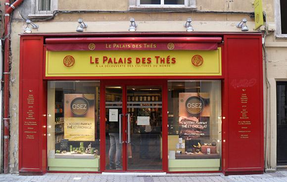 Boutique Palais Des Thés Grenoble 38000