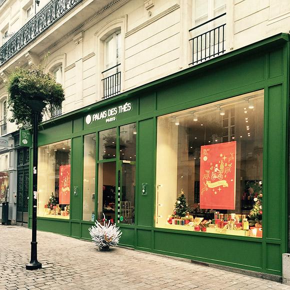 Palais Des Thés Store Nantes 44000