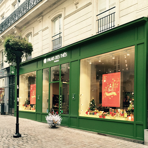 Palais des Thés-Boutiquen Nantes 44000