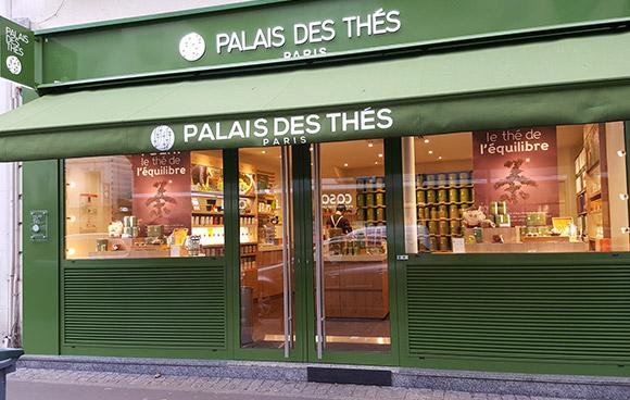 Boutique Palais Des Thés Boulogne-Billancourt 92100