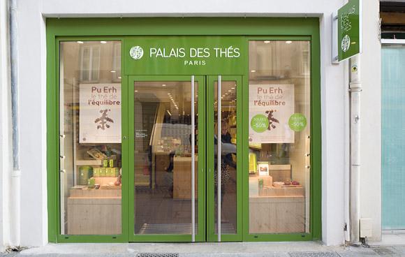 Boutique Palais Des Thés Nancy 54000