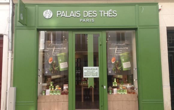 Palais Des Thés Store Vincennes 94300
