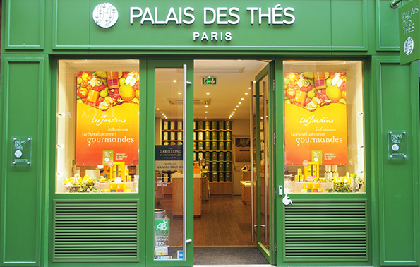 Palais Des Thés Store Metz 57000