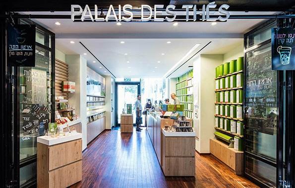 Palais des Thés-Boutiquen Tel Aviv 6107075