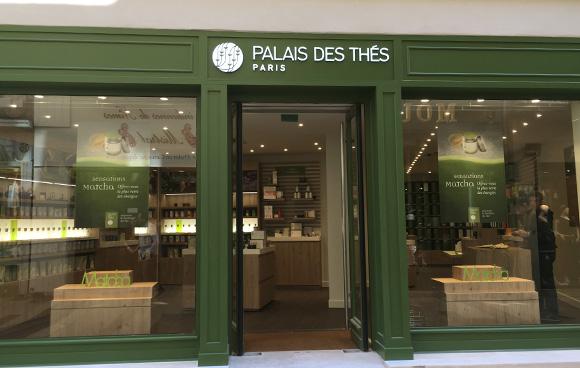 Boutique Palais Des Thés Avignon 84000