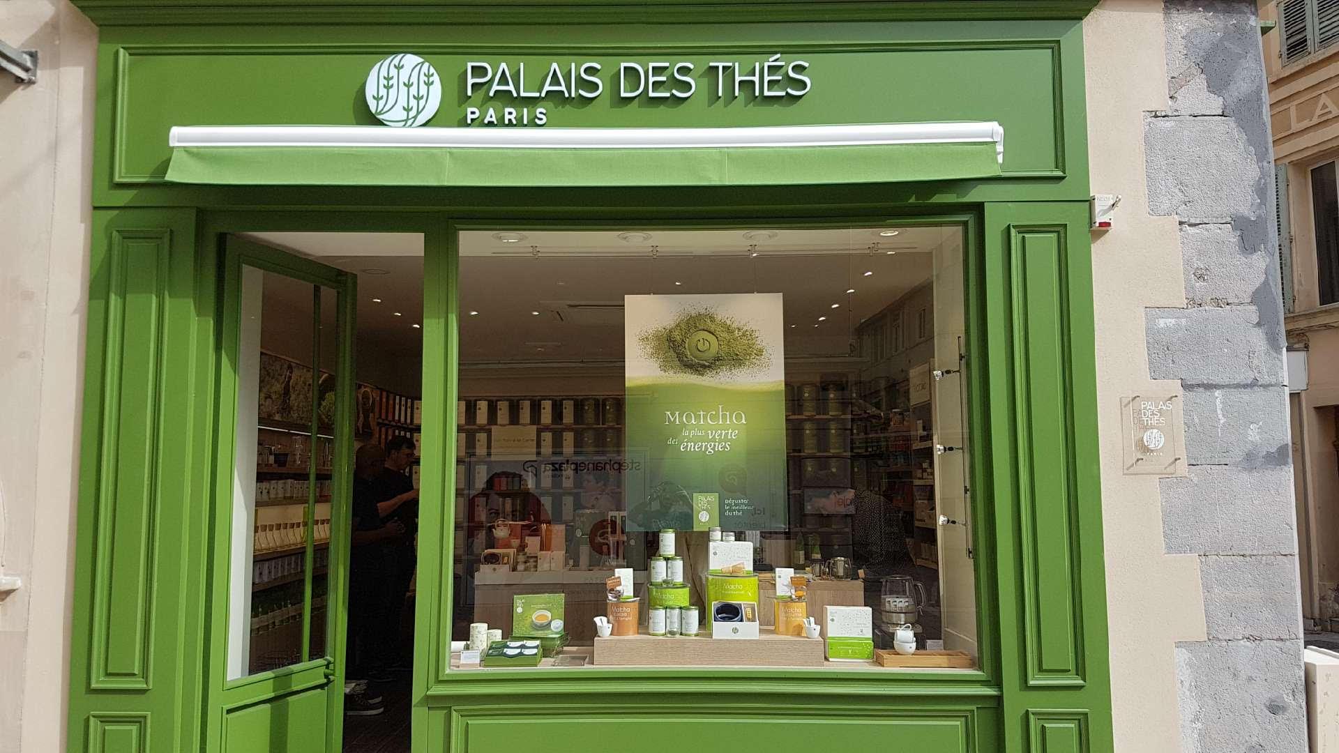 Boutique Palais Des Thés Toulon 83000