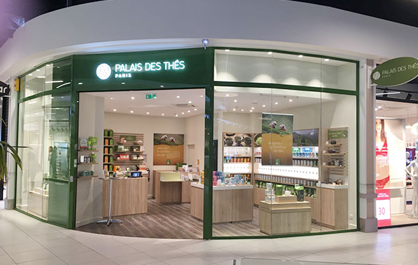 Palais Des Thés Store Le Port  97420